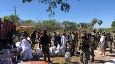 Jueza de Crimen Organizado ordenó incinerar los 2.906 kilos de cocaína hallados en Terport