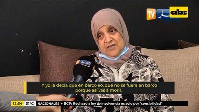 Madre de uno de los inmigrantes fallecidos pide por los restos de su hijo