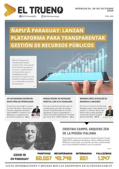 E-paper 28 de Octubre 2020