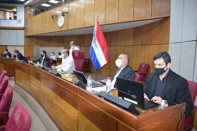 Senado aplaza tratar pedido de pérdida de investidura de Javier Zacarías y Rodolfo Friedmann