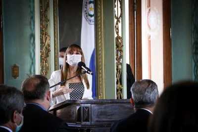 """Bacigalupo resalta el plan """"Paraguay Poguapy"""" de apoyo a mipymes y capacitación de profesionales del sector eléctrico"""