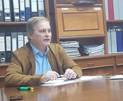 """Durand admite amenaza a legisladores para no transparentar Fonavis y pide """"disculpas"""""""