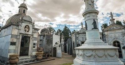 La Nación / Asunción habilitará visitas a cementerios los días 1 y 2 noviembre