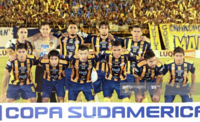 HOY / Hace cinco años, Luqueño vivía un momento especial en la Sudamericana