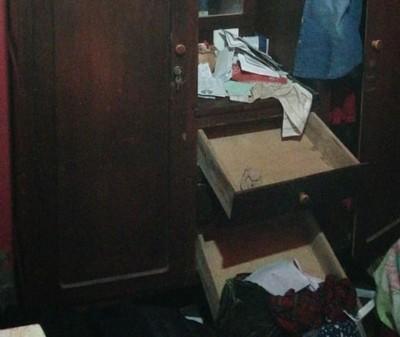 Inseguridad galopante: en ausencia de propietaria, ladrones «golpean» en una vivienda