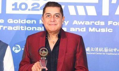 ¡Músico paraguayo gana premio Golden Melody Awards en Taiwán!
