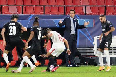 El Sevilla doblega al Rennes gracias a De Jong