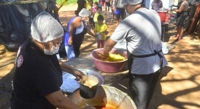 Licitación para adquisición de alimentos para ollas populares en proceso