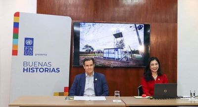 PNUD presentó resultados Paraguay 2015-2019