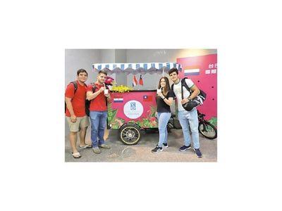 En  Taiwán lanzan el Bubble Mate (mate con leche y perlas)
