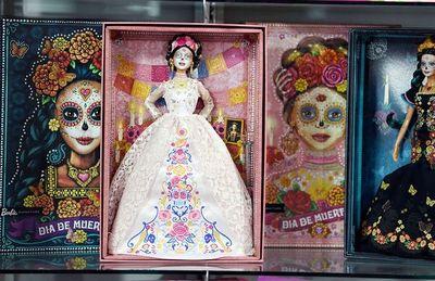 La nueva Barbie Día de Muertos