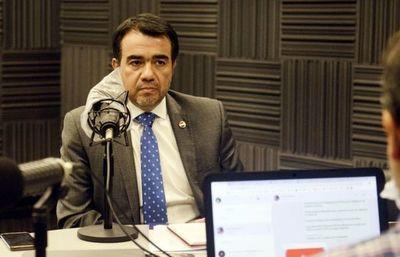 Confirman que Llamosas será el nuevo ministro de Hacienda