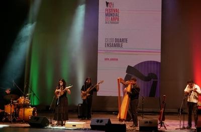 XIII Festival Mundial del Arpa en el Paraguay es declarado de Interés Nacional