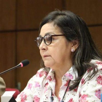 Nany Arrúa critica que opositores eviten expulsión de Zacarías