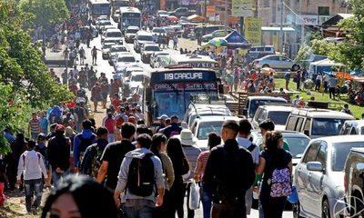 """Dinatran advierte que detendrá a choferes """"avivados"""" que trasladen a fieles a Caacupé"""