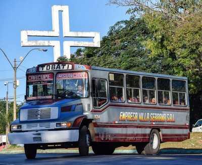 DINATRAN descarta liberar horarios de buses por Caacupé
