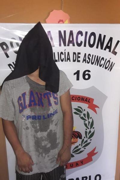 Policía logra recapturar a preso fugado de Comisaría 16
