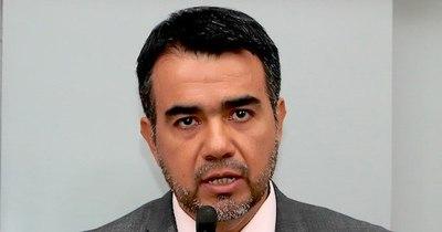 La Nación / Óscar Llamosas fue designado como nuevo ministro de Hacienda