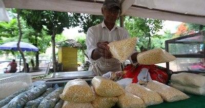 La Nación / Productores de la agricultura familiar ofertan hoy variedad de alimentos