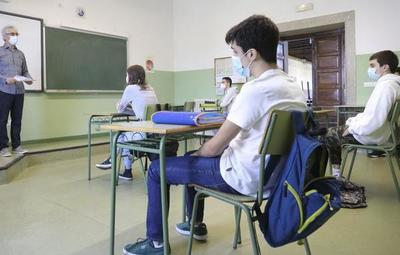 Retorno a aulas será «gradual» desde el 2 de noviembre