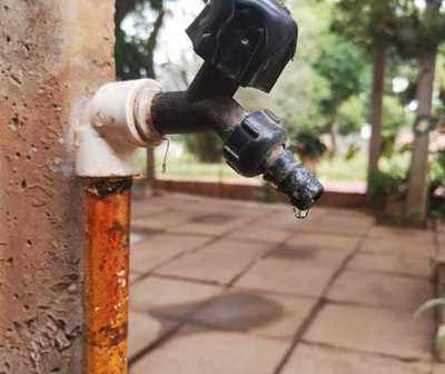 Dramática situación por falta de agua potable en Asunción