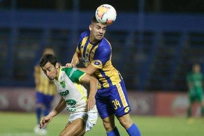Luqueño perdió por primera vez de local en Sudamericana