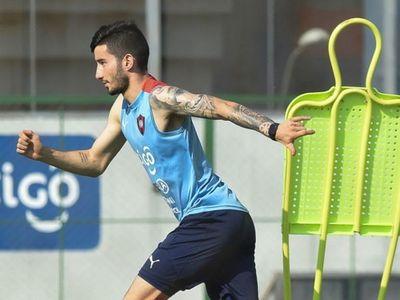 Palmeiras insiste por Villasanti: ya presentó una oferta formal
