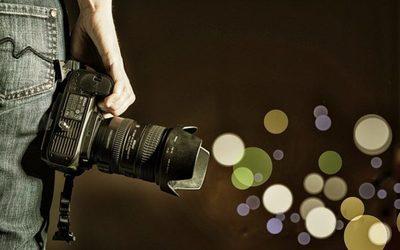Ofrecen cursos gratuitos de fotografía en modalidad virtual