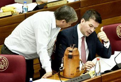 Godoy pidió sesión extra para tratar su pérdida de investidura
