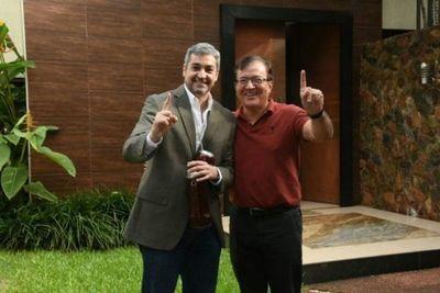 Nicanor Duarte se burla de Concordia frente a Marito