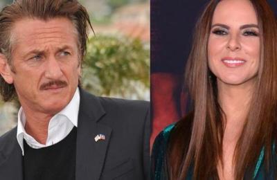 Kate del Castillo vuelve a referirse a Sean Penn en duros términos: 'No le tengo ningún tipo de respeto'