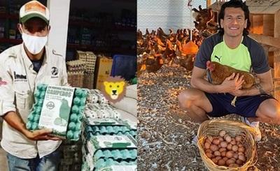 """El """"Perrito"""" ahora reparte los huevos del """"León"""""""