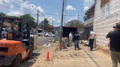 """Crónica / (VIDEO) """"Me destrozó el corazón"""" he'i mamá del hombre encontrado muerto en contenedor"""