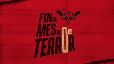 """HOY / Llega Halloween y Sbarro presenta el """"fin de mes de terror"""""""