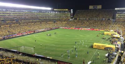 HOY / Ecuador postula el Monumental a la final única de la Libertadores