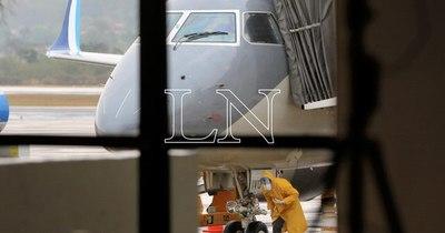 La Nación / Primera semana de noviembre iniciará con 19 vuelos comerciales