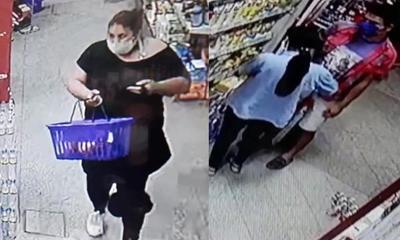 San José de los Arroyos; Avivados roban en supermercado – Prensa 5