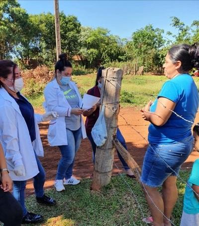 Prosiguen estudios de seroprevalencia en el este del país