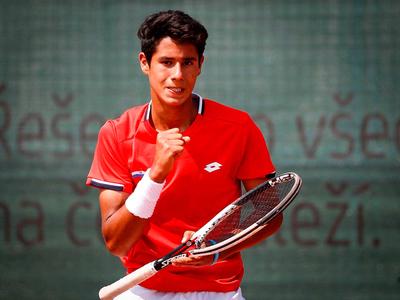 Adolfo Vallejo alcanza la final del torneo ITF G4 de Orlando
