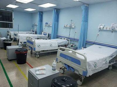 Alto Paraná: Casos de Covid-19 y ocupación de camas, en descenso