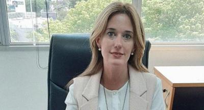 María Fernanda Carrón asume la presidencia de la Agencia Financiera de Desarrollo (AFD)