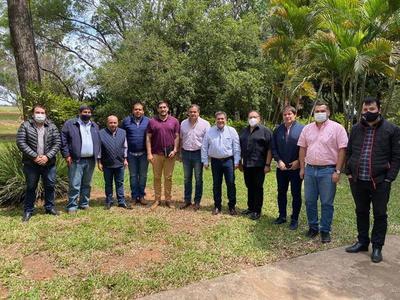 Concordia Colorada: Destacan reunión de Cartes con dirigentes de Misiones