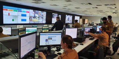 Mega operación en la FRONTERA con Paraguay para combatir ORGANIZACIONES CRIMINALES