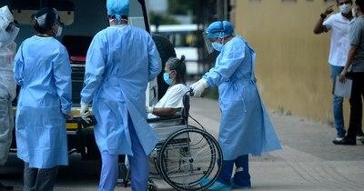 La Nación / Salud confirma 14 fallecidos y 760 casos positivos de COVID-19