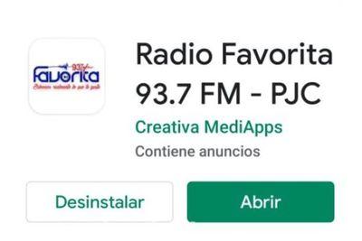 """Estrenando nuevo aplicativo, Radio Favorita 93.7 FM de Pedro Juan Caballero presenta """"Camino hacia la Estrella de Belén"""""""