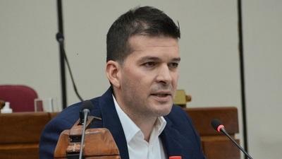 Friedmann plantea la Pérdida de Investidura de Sergio Godoy por el caso Messer.