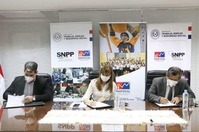Convenio propone reactivación del empleo en zona de frontera