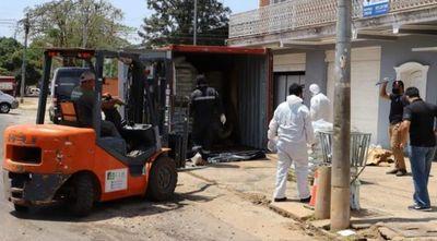 Dos personas fueron detenidas en Serbia tras hallazgo de 7 cadáveres en un contenedor