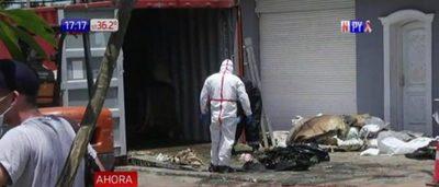 Contenedor de la muerte: Tras investigaciones hay dos detenidos en Serbia