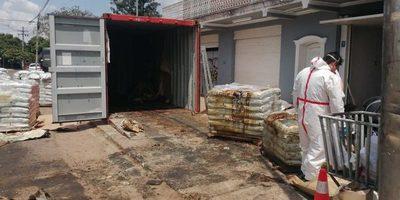 Dos detenidos por el caso de los cuerpos hallados en el contenedor del barrio Santa María